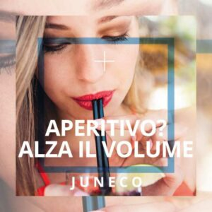 Fill the Summer: perfetta per gli aperitivi estivi con i filler viso Juneco!